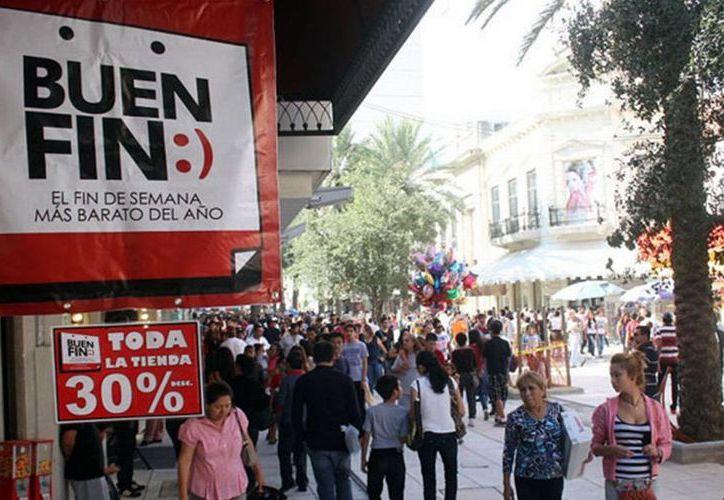 El periodo de ofertas del 'Buen FIn' será del 16 al 19 de noviembre. (Vanguardia)