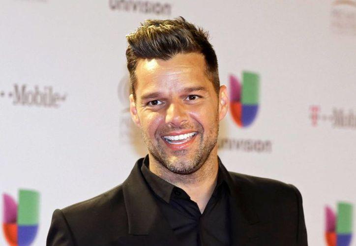 Ricky Martin promete ser un colaborador activo en su nueva página web PiccoloUniverse.com. (Agencias)