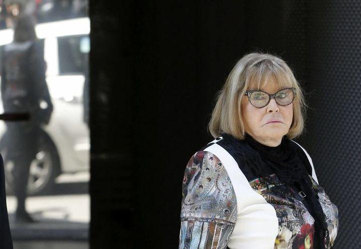 La magistrada María Servini de Cubría tiene a su cargo una investigación por narcotráfico contra tres ex funcionarios argentinos. (EFE)
