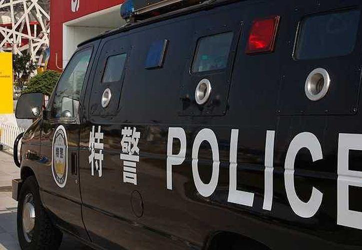 La policía de China realizó un operativo de seis meses, en el que se detuvieron a 15 mil personas. Imagen de contexto. (Archivo/Reuters)