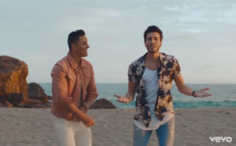 Sebastián Yatra y Joey Montana estrenan la canción 'Suena el dembow'