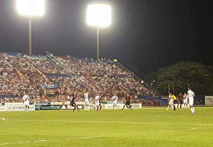 Atlante y Chivas jugaron la fecha cinco de la Copa MX. (Jesús Tijerina/SIPSE)