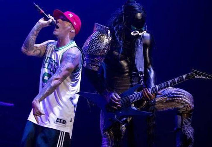 Limp Bizkit iba a presentar una serie de conciertos por diferentes ciudades de México, como parte de su gira Once Upon a Time in México.(Archivo/Notimex)