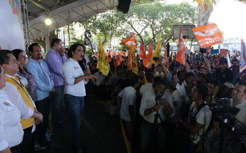 Karla Romero impulsará acciones legislativas para un combate total y frontal a la corrupción. (Redacción/SIPSE)