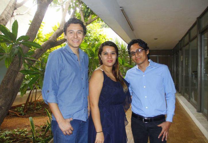 Fue en 2010 cuando los jóvenes arquitectos empezaron con sus proyectos. (Juan Albornoz/SIPSE)