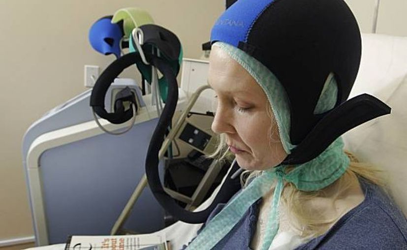 La gorra tiene unos sensores que permiten que no haya una variabilidad de la temperatura para que no se dé ninguna complicación. (sfgate.com)