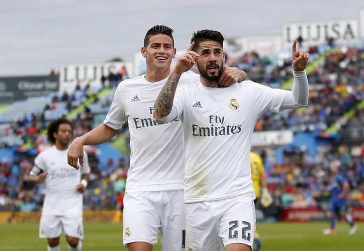 Real Madrid  cerró con una semana de ensueño, luego de conseguir tres victorias en siete días.(AP)