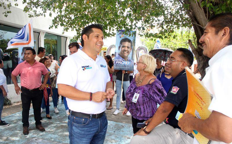 Eduardo Pacho Gallegos es candidato a diputado local por el Distrito 5, del Partido Acción Nacional. (Especial)