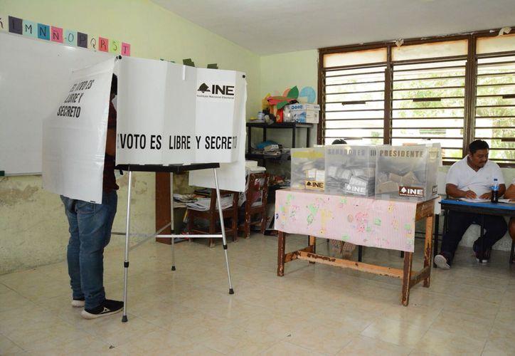 Se han presentado 109 incidencias en los centros de votación de Yucatán. (Milenio Novedades)