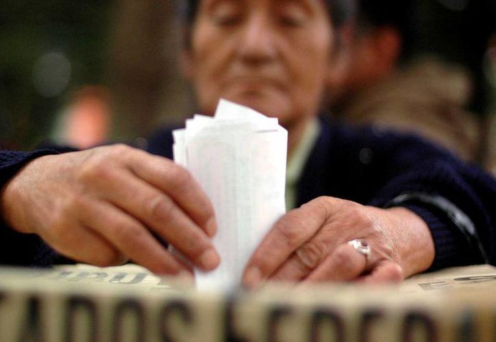 El INE vigilará que en las zonas rurales no se realicen actividades proselitistas fuera de tiempo en maya. (Contexto/Internet)
