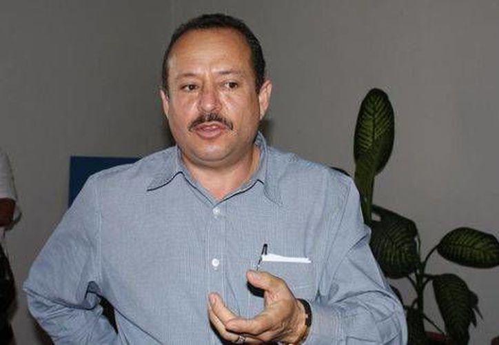 Martínez Pasalagua declaró en abril pasado que asistió en 2011 a una reunión  con 'La Tuta', líder templario en Michoacán. (Milenio)