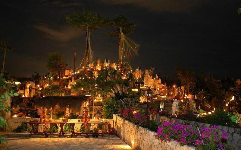 Celebración de Día de Muertos en Xcaret
