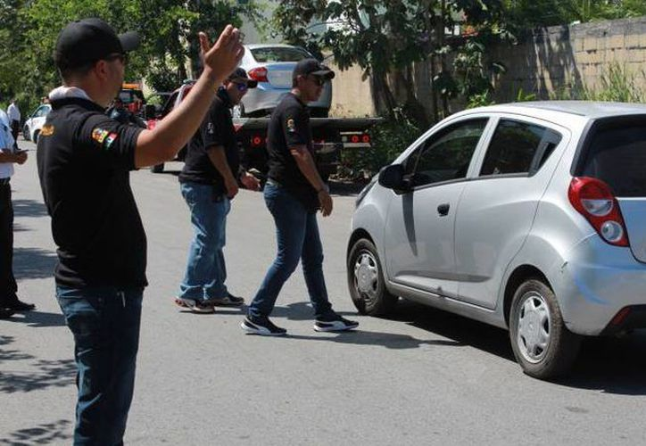 De los inspectores que estaban extorsionando, seis son de Cancún, cinco de  Playa del Carmen y cuatro en Tulum. (Foto: Redacción/SIPSE)