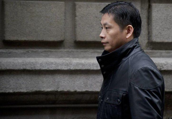 El empresario chino Gao Ping dirigía la red de lavado de dinero. (huffingtonpost.es/Archivo)