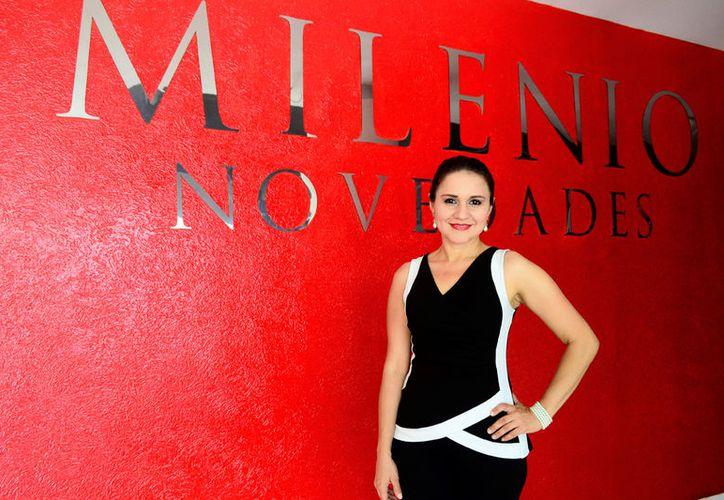 Emma Alcocer ofrece más de dos horas de buena música para disfrutar del sábado por la noche. (D. Sandoval/ Milenio Novedades)