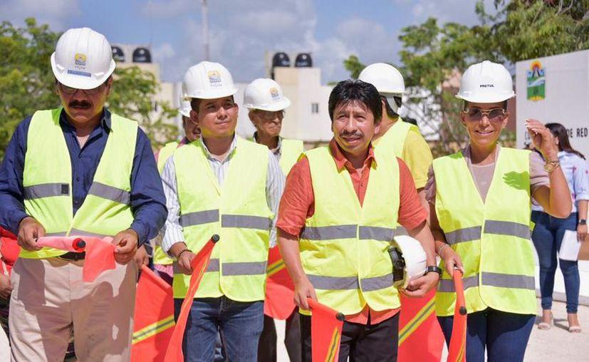 El alcalde presentará los logros y acciones durante la rendición de cuentas. (Cortesía)