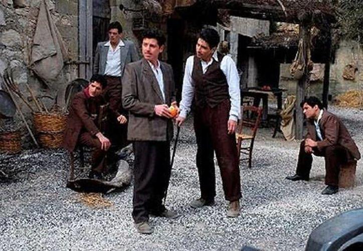 """Una muestra de la serie """"El Capo de Corleone"""" de Enzo Monteleone. (Redacción/SIPSE)"""