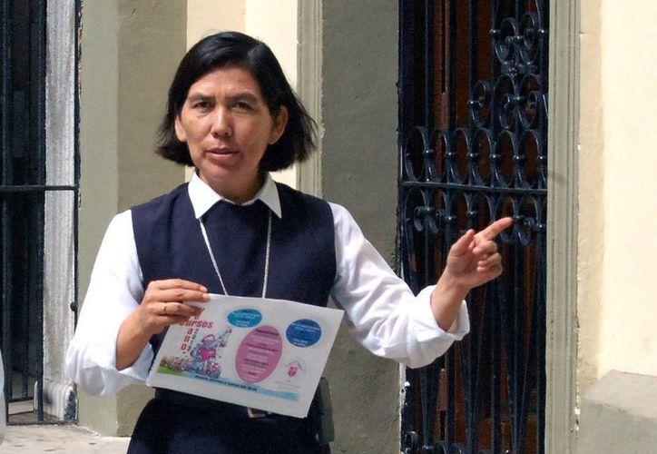 Los datos de las actividades fueron proporcionados por la hermana Fabiana Macedonio Carachure, misionera Guadalupana del Espíritu Santo. (Milenio Novedades)