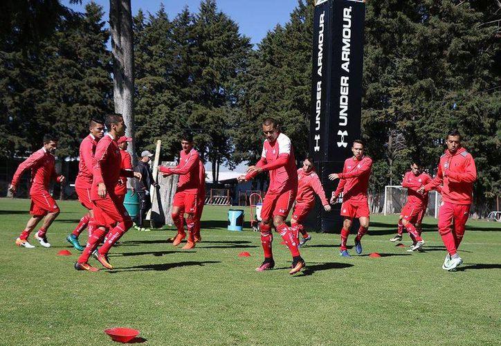 Los Diablos Rojos del Toluca continúan con sus trabajos previos al Clausura 2017. (Facebook/ Toluca)