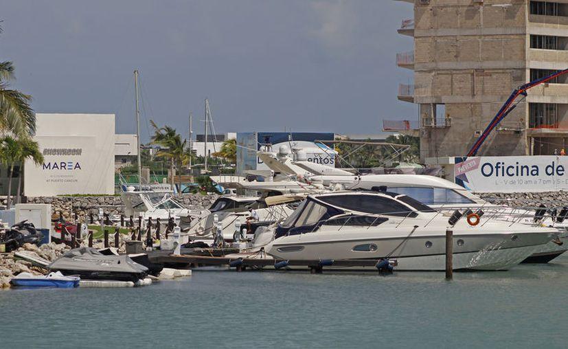 Los Asociados Náuticos de Quintana Roo proponen que la rampa de Malecón Tajamar esté disponible todo el año. (Foto: Jesús Tijerina/SIPSE)
