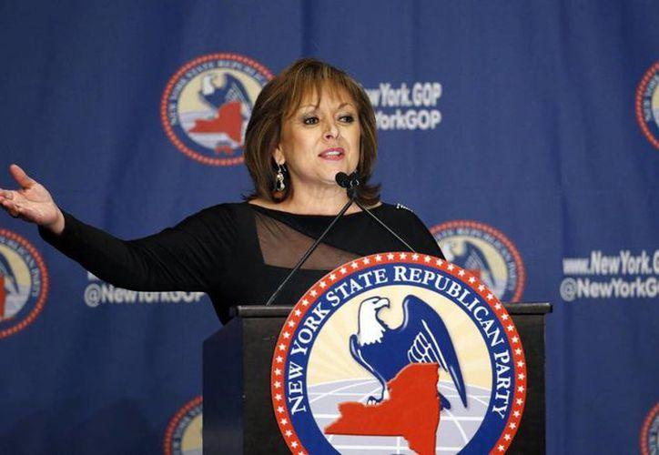 La gobernadora Susana Martínez propone que se reinstaure la pena de muerte en Nuevo México. (univision.com)
