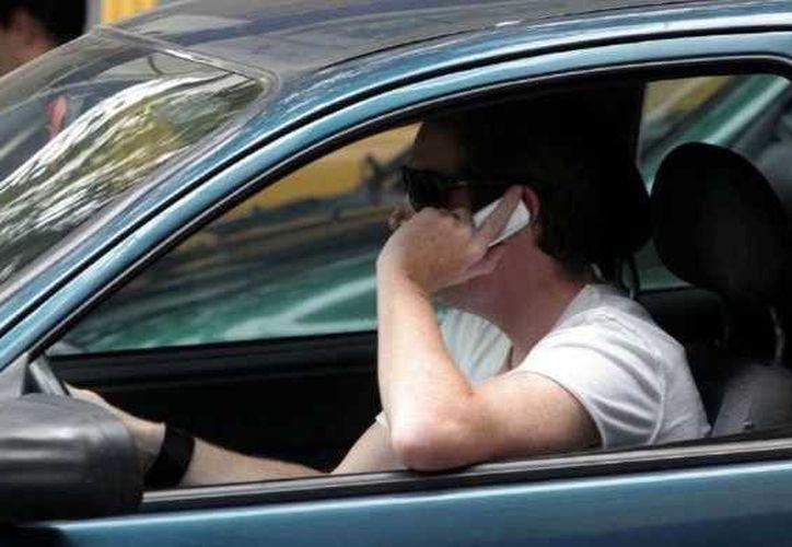 Promoverán el uso del cinturón de seguridad en Progreso. (SIPSE)