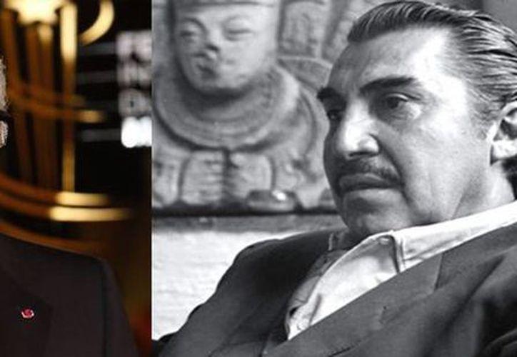 El director de cine, Martin Scorsese (i), eligió a 'Enamorada' de Emilio Fernández (d) para formar parte de un homenaje al cine mexicano que se realizará en el Festival Lumiére de Lyon, el cual se lleva a cabo desde el 12 hasta el 18 de este mes en Francia. (Imágenes de AP y Notimex)