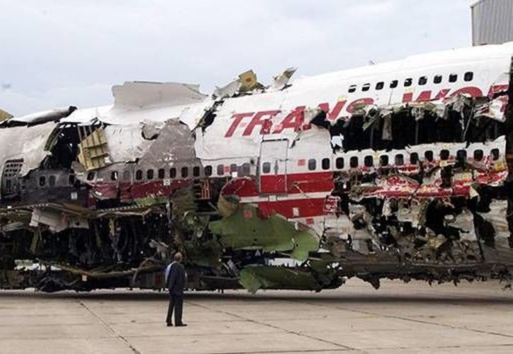 Hasta la actualidad abundan las teorías de conspiración en contra del Boeing 747 de Trans World Airlines. (Archivo/Reuters)
