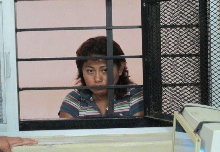 Recibe Rosa Ortegón nuevo auto de formal prisión. (SIPSE)