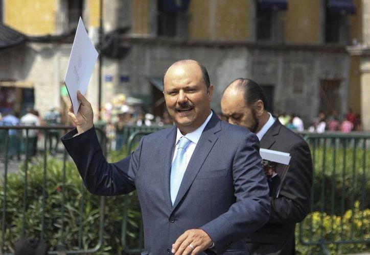 César Duarte salió a relucir con un nuevo quebranto patrimonial a las arcas del estado que supera los tres mil millones de pesos. (Archivo/Agencias)