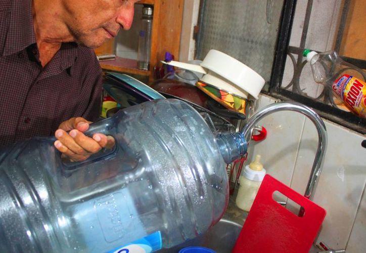 La Canacintra propone que se emita una certificación a las plantas purificadoras de agua en Playa del Carmen. (Daniel Pacheco/SIPSE)