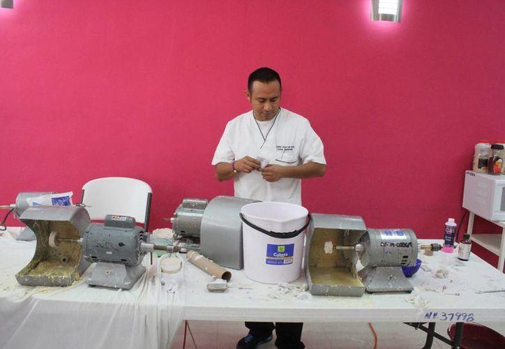 El programa se implementó en las instalaciones del DIF municipal. (Sergio Orozco/SIPSE)