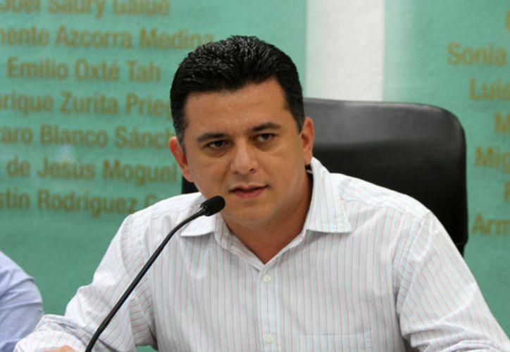 El actual gobierno de Cozumel interpuso ante el Congreso del Estado, una solicitud de juicio político en su contra, a inicios de año. (Redacción/SIPSE)