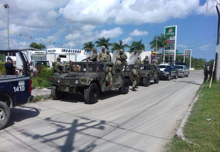 De acuerdo con el Gobierno de el Estado de Quintana Roo, los homicidios han disminuido 33 por ciento. (Cortesía)