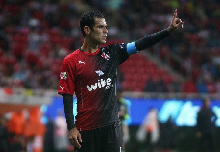 El futbolista Rafa Márquez cuenta con el apoyo de los capitanes y subcapitanes de los clubes de la Liga MX y del Ascenso MX, en su intención para crear la Asociación de Futbolistas. (Jam media)
