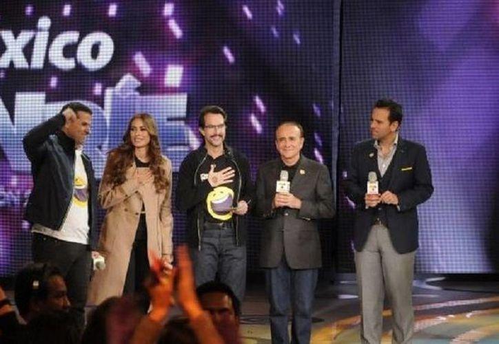 La edición del Teletón mexicano de este año contó con menos números musicales y más historias de vida. (esmas.com)