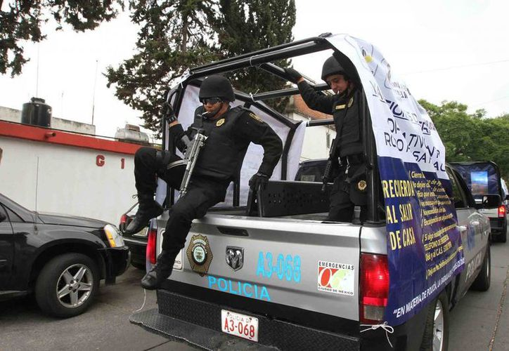 El sujeto fue aprehendido en calles del Estado de México. (Archivo/Notimex)