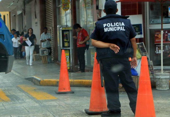 """La Policía Municipal alista logística para desfile """"revolucionario"""". (Milenio Novedades)"""