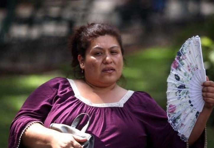 Este viernes se esperan registros máximos de 31.0 a 35.0 grados Celsius, en gran parte de Yucatán. (SIPSE)