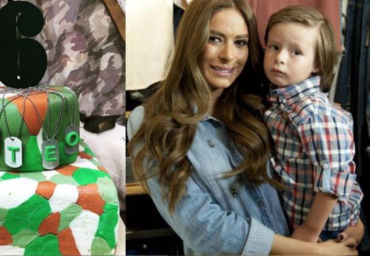 Galilea Montijo celebró el cumpleaños de Mateo, su hijo rodeada de amigos. (Vanguardia MX)
