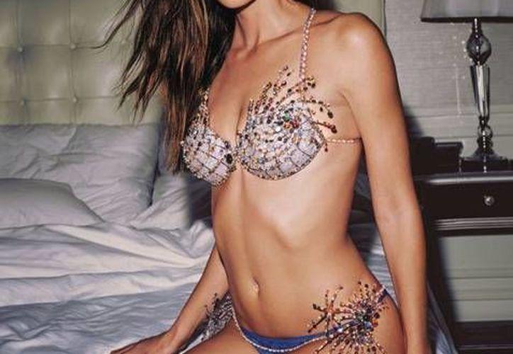 Lily Aldridge es la modelo que posará con el sostén de 2 millones de dólares en un evento de Victoria's Secret. (farandula.com)
