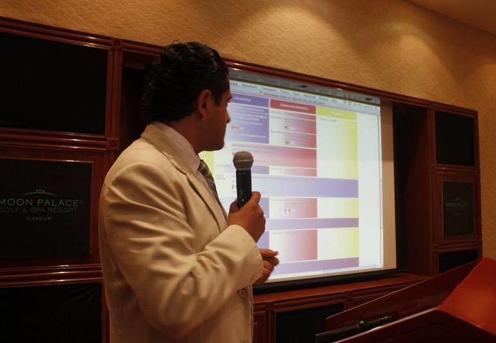 Anuncian que Cancún será sede del Encuentro Nacional de la Industria. (Israel Leal/SIPSE)