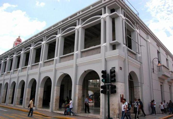 El Centro Cultural Olimpo será sede de tres conciertos este domingo 30 de agosto, en el marco de la reapertura del Auditorio 'Silvio Zavala'. (SIPSE)