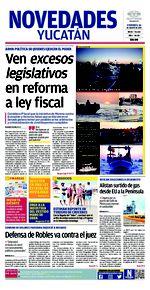Ven excesos legislativos en reforma a ley fiscal