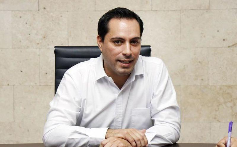 Mauricio Vila, del PAN, con ventaja en primera encuesta de Conexión SIPSE. (Foto: SIPSE)