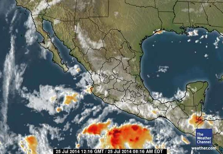 La temperatura máxima será de 35 grados centígrados y la mínima de 23. (Foto/espanol.weather.com)