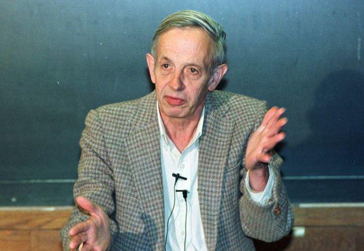 Las ideas de John Nash, Premio Nobel de Matemáticas 1994, fueron consideradas de las más influyentes del siglo XX. (AP)
