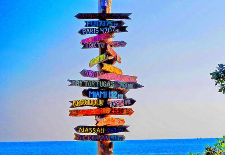 Cancún encabezó las preferencias en destinos elegidos por los mexicanos para vacacionar durante 2016. (Descubrir Viajando)