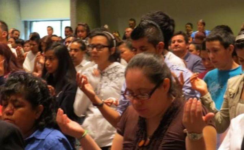 El Congreso Carismático es para crecer en la confianza en Dios. (Agencias)