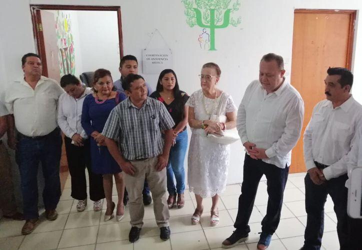 E presidente municipal de Felipe Carrillo Puerto, José Esquivel Vargas, hizo cambios en su gabinete. (Jesús Caamal/SIPSE)